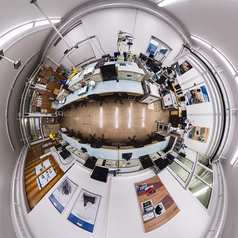 Fakulteta FERI – virtualni sprehod